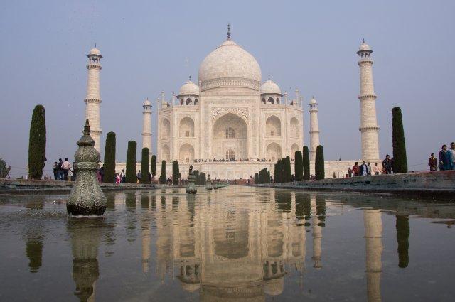 Тадж-Махал, Индия