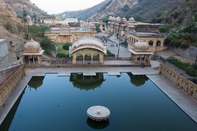 Дворец Обезьян, Джайпур