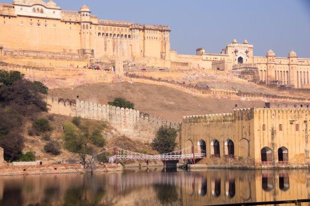 Форт Амбер, Джайпур