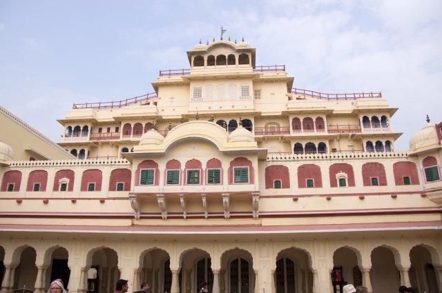 Городской дворец-музей, Джайпур