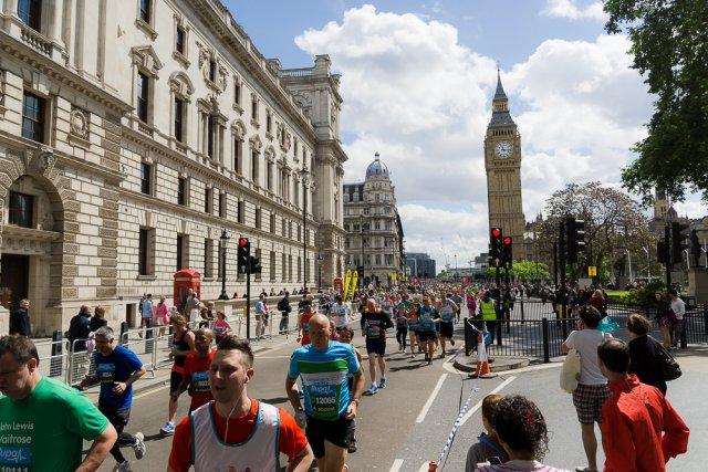 Марафон в Лондоне