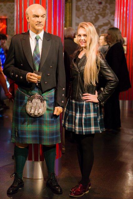 Шотландские юбочки :)