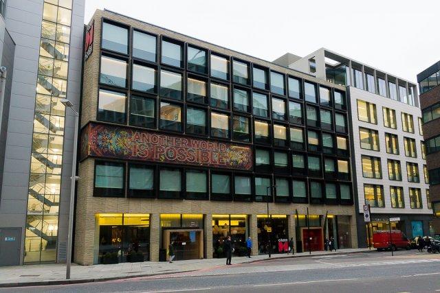 Отель в Лондоне CityzenM