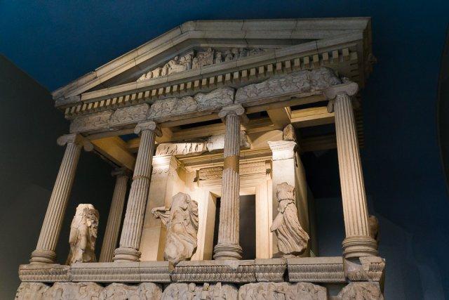 Античный период. Залы Древней Греции и Рима
