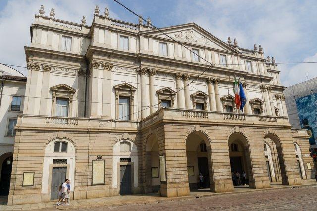 """Театр """"Ла Скала"""", Милан"""