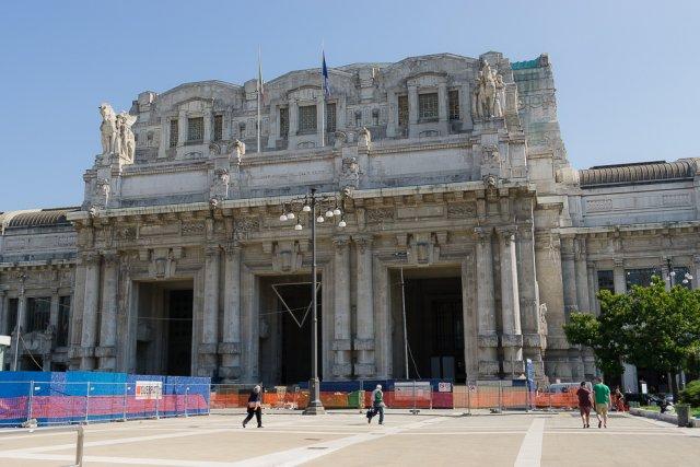 Вокзал Милана