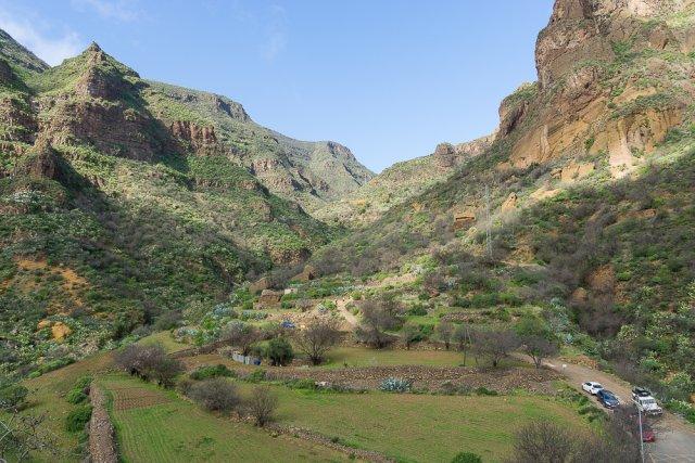 Ущелье Гуаядеке