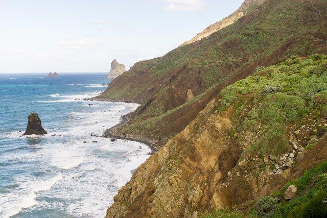 Горные пейзажи Тенерифе