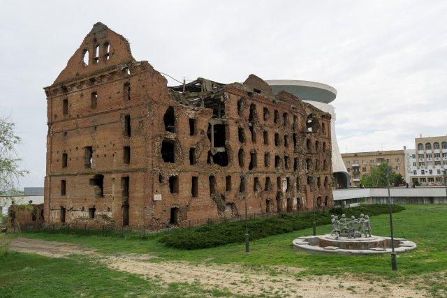 Мельница Гергардта, Волгоград