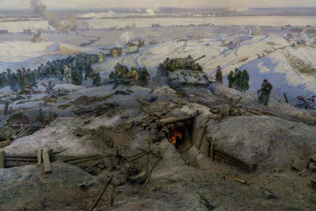 Музей-панорама «Сталинградская битва», Волгоград