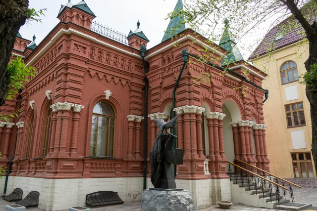 Мемориально-исторический музей