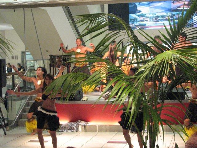 Гавайские танцы Хула