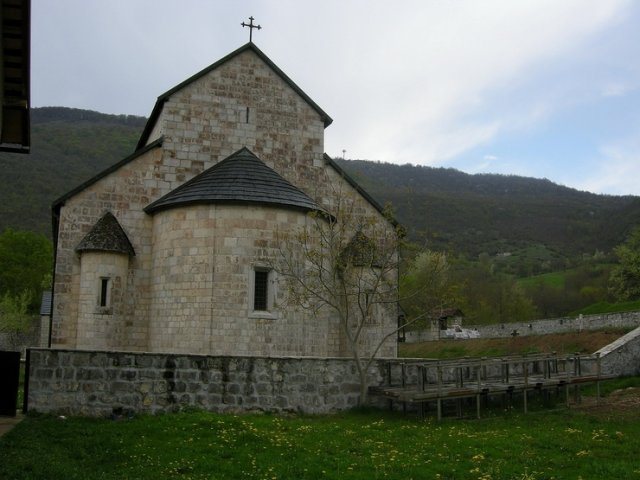 Пивский монастырь, Черногория