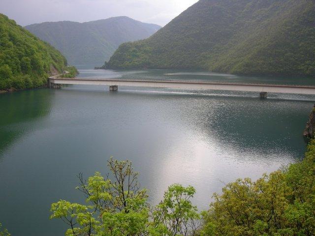 Пивское озеро, Черногория
