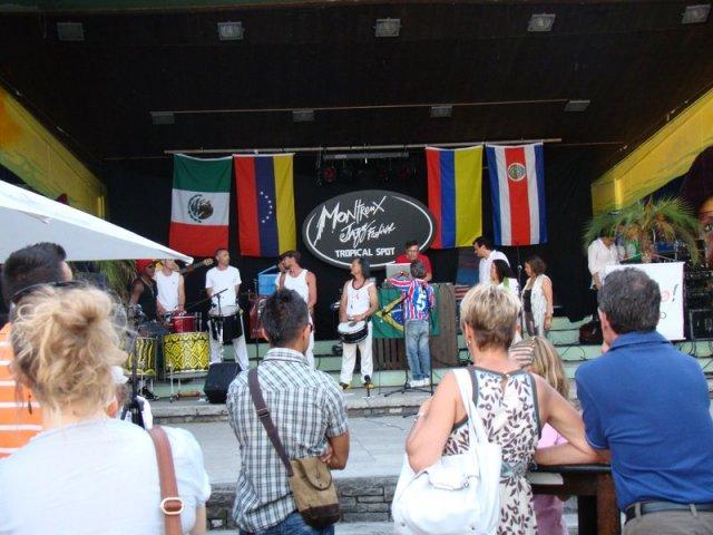 Джазовый фестиваль в Монтрё, Швейцария