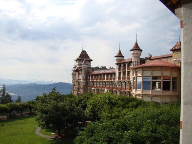 Старинный отель «Ко-Палас»