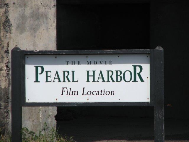 "Бункер для съемок фильма ""Перл Харбор"", Оаху, Гавайи"