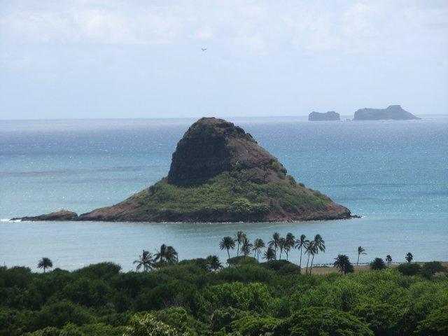 Остров Mokoli'i Island, Оаху