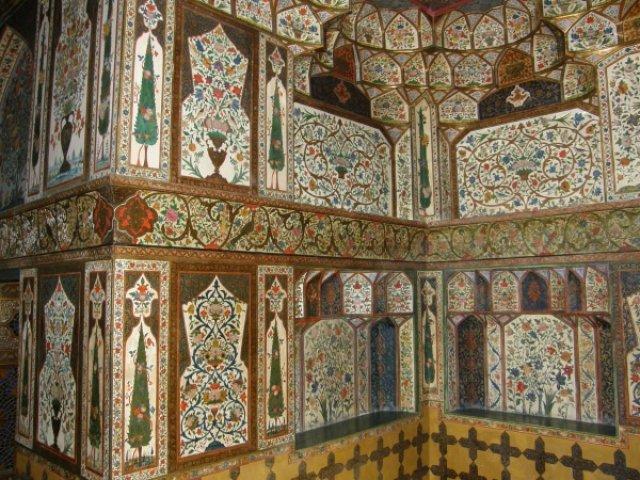 Ханский Дворец, Азербайджан
