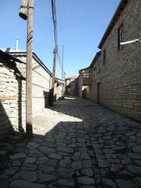 Лахыч, Азербайджан