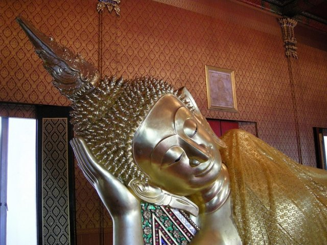 Wat Bowonniwet, Бангкок, Таиланд