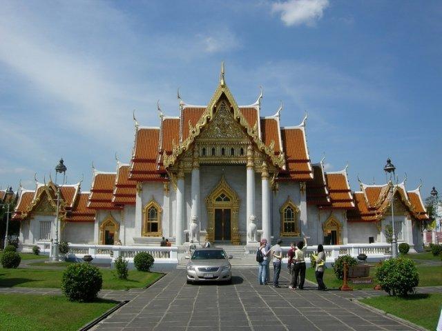 Wat Benchamabophit, Бангкок