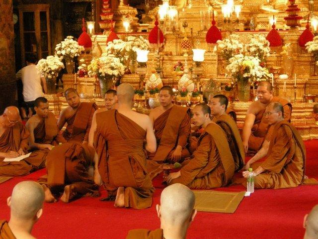 Храм, Бангкок
