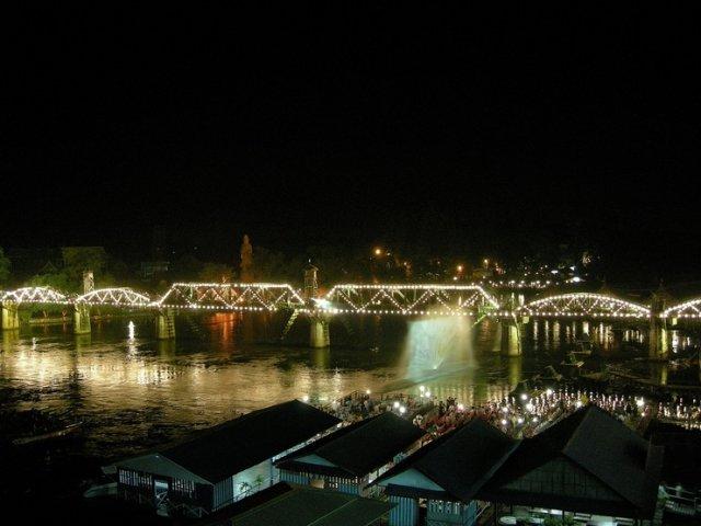 Мост через реку Квай