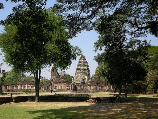 Храм Phimai
