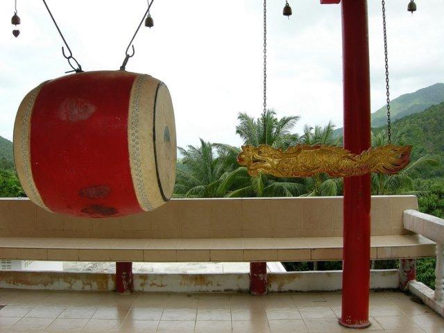 Китайский храм, Ко Панган