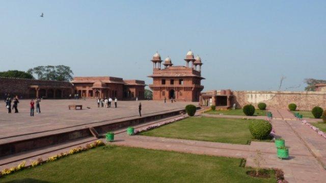 Форт Агра, Индия