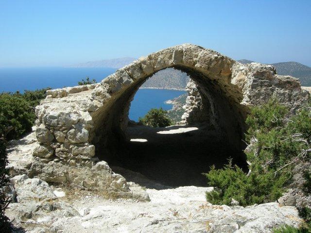Монолитос, Родос