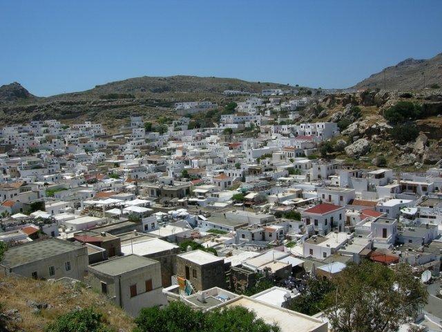 Линдос, Родос