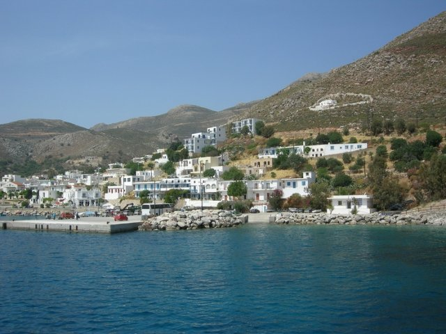 Тилос, Греция
