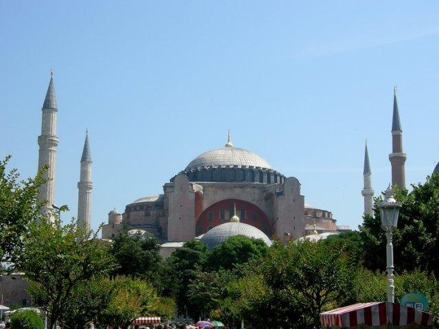Храм Софии, Стамбул, Турция