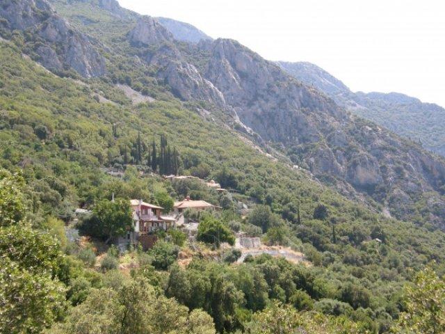 Афон, Греция