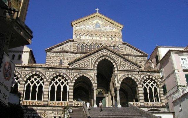 Кафедральный Собор Сант Андреа, Амальфи, Италия