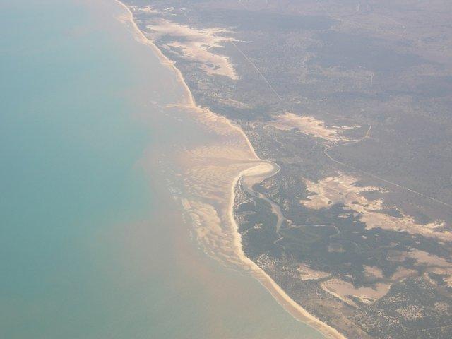 Восточное побережье Африки
