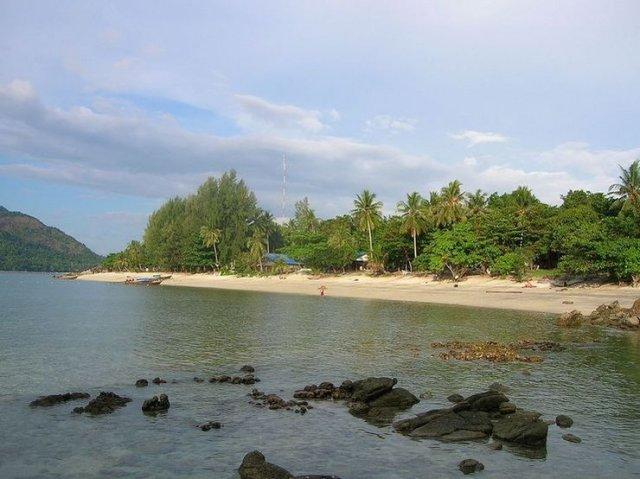 Sunset Beach, Ко Липе, Таиланд