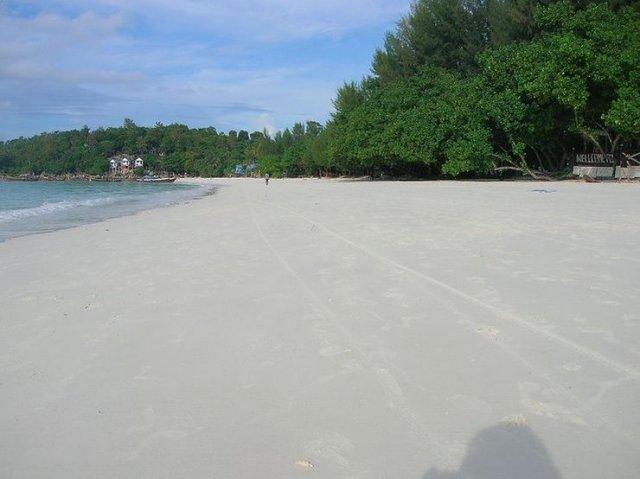 Pattaya Beach, Ко Липе, Таиланд