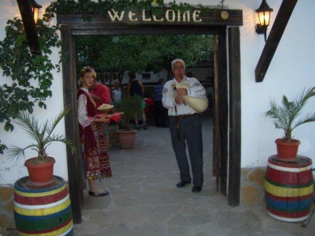 Экскурсия в болгарскую деревню