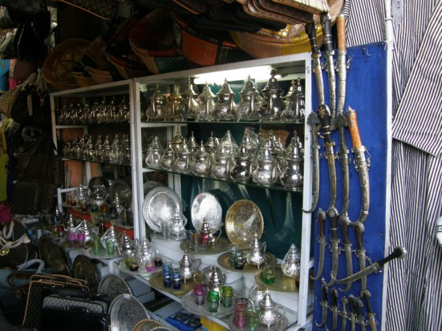 Сувениры Марокко