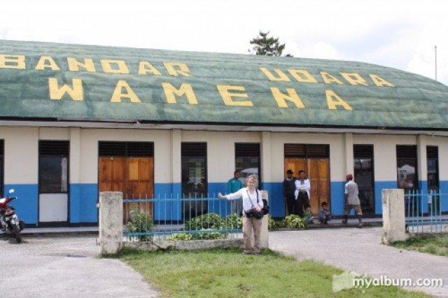 Вамена, Папуа-Новая Гвинея