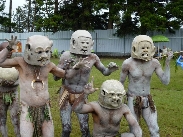 Папуа-Новая Гвинея