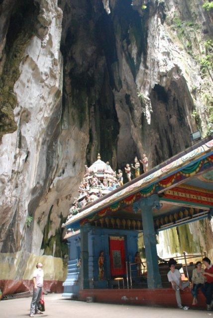Пещеры Бату (Batu Caves), Малайзия