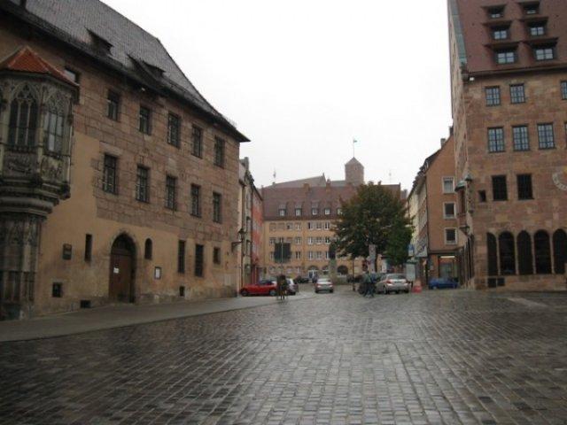 Нюрнберг - старый город