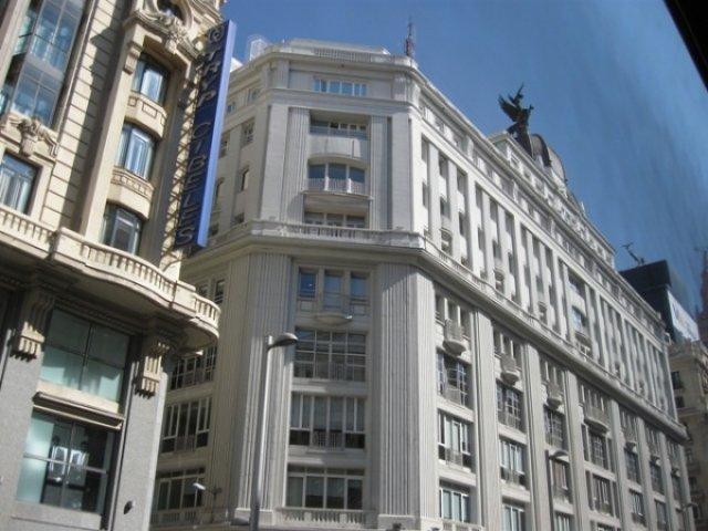 Мадрид - Гран Виа