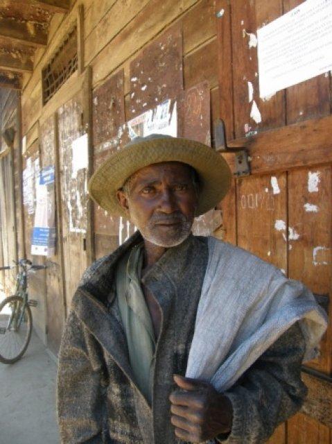 Местный житель, Мадагаскар