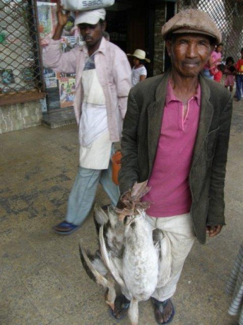 Местные жители, Антананариву, Мадагаскар