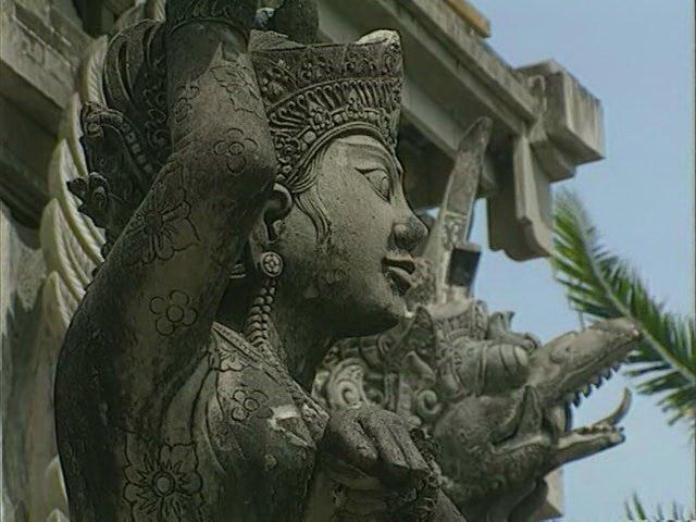 Верди Будая, остров Бали
